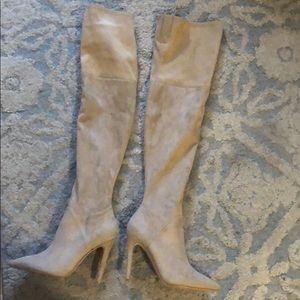 """KENDALL & KYLIE """"Ayla"""" Over-the-knee Boots Size 9"""
